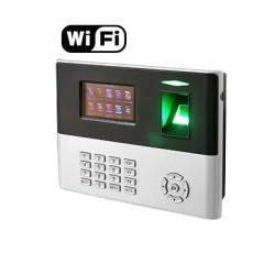 Lector Biométrico WIFI para Tiempo y Asistencia, Soporte para 3000 Huellas.