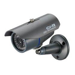 CNB WCL10S- CAMARA BULLET PARA EXTERIOR VISION NOCTURNA 30 METROS LENTE FIJO DE 6MM /420TVL / INFRARROJOS INTELIGENTES