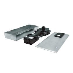 Bisagra para Puertas de Vidrio y Aluminio Para Piso