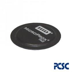 Micro Tag de Proximidad Tipo Ficha Adherible para Serie IQ.