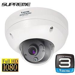VIVOTEK SUPREME FD8362E - CAMARA DOMO IP ANTIVANDALICA/ 2 MP/ 1080p FULL HD/ CLIMAS EXTREMOS/WDR/ENFOQUE REMOTO/POE