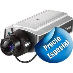 VIVOTEK IP7251- CAMARA IP INTELIGENTE PARA ANALISIS DE CONTENIDO /CCD DE ESCANEO PROGRESIVO / POE/ 3GPP/ 24 MESES GTIA