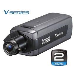 VIVOTEK IP7161LEN- CAMARA IP PROFESIONAL INTERIOR 2 MEGAPIXELES/ MPEG4 Y MJPEG/ AUDIO/ POE/ DIA Y NOCHE/ 24 MESES GTIA