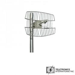 Antena Base Direccional, Rango de Frecuencia 5.725 - 5.850 GHz.