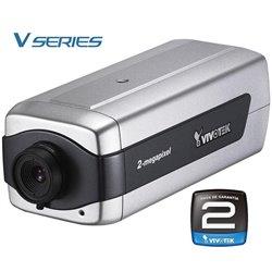 VIVOTEK IP7160- CAMARA IP INTERIOR PROFESIONAL / 2 MEGAPIXELES / MPEG4 Y MJPEG / AUDIO/ POE/24 MESES GTIA