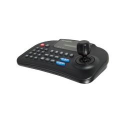 Controlador de Domos PTZ con Distribuidor de Datos Incluido y Función de Mouse.