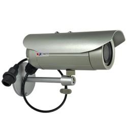Camara Bala IP Exterior/Interior 10 Megapixel, IP68, D/N Real, Alarmas I/O, MICRO SDXC