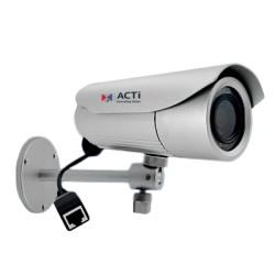 Cámara Bala Varifocal de 1MP/HDTV 720p Día/Noche Real para Exterior Antivandalismo con LEDs IR.