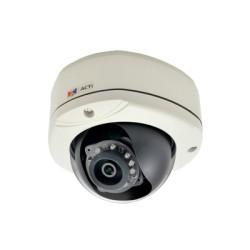 Camara Domo IP Exterior/Interior 10 Megapixel, Audio, IP68, D/N Real, Alarmas I/O, MICRO SDXC