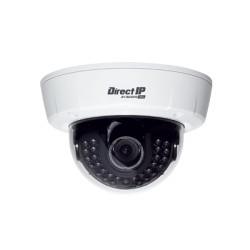 Domo IP 2MP Día/Noche Real ICR Full HD Infrarrojo para Interior/Exterior Varifocal Motorizado