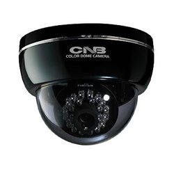 CNB LBM20SB- CAMARA DOMO BLANCA ALTA RESOLUCION/ CCD 1/3/ 600TVL/ LENTE 3.8MM/ LUZ IR 15MTS/ AWB/ AGC/ DNR/ 3 AXIS
