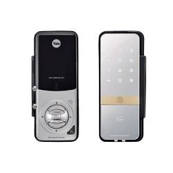 Cerradura Digital Electrónica GATEMAN YDG313 para Puertas de Vidrio