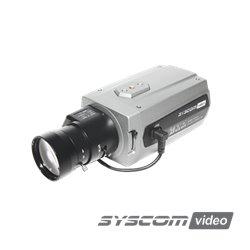 Cámara Día / Noche Real (ICR) Effio-PTM con Videoanálisis Procesable, Ultra Alta Resolución 700TVL con Tecnología Hyperlux.