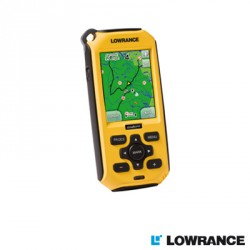 Receptor GPS/WAAS Portátil, 42 Canales.