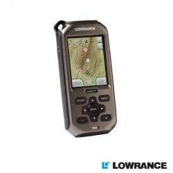 Receptor GPS/WAAS Portátil, 42 Canales. Versión con Brújula Electrónica, Barómetro, Reproductòr de mp3 y Video.