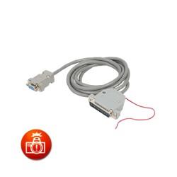 Arnés para conexión de antena GM158DB9 a radio