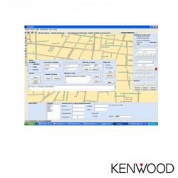 Software de Localización Automática de Vehículos y Manejador de FleetSync.