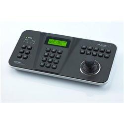 CNB SC3100- TECLADO PARA CONTROLAR PTZ DE CNB/PANTALLA LCD/PELCO D & P / RS485/ 256 CAMARAS/ PUERTO USB/ FUNCION MOUSE