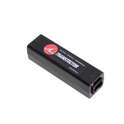 Protector de Datos, Tubo de Gas, Contra Sobre Tensiones Eléctricas, Ethernet 10/100 Mbps.