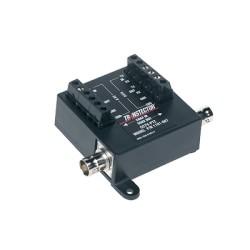 Protector contra sobre tensiones eléctricas para cámaras con PTZ (Pan-tilt-zoom).