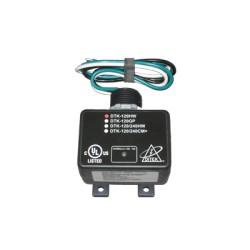 Protector para circuito 120 /240 bifásico, tipo 2 , corriente max 72 kAs, indicador LED
