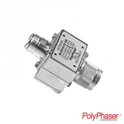 Protector Coaxial con ceja lateral (125 - 1000 MHz). (IS-50NX-C2-ME)