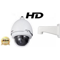 SD6580HN- CAMARA IP HIGH SPEED DOME 18X/ 1.3MEGAPIXELES/ HD/DAY&NIGHT/EXTERIOR IP67/DUAL STREAM/360 CONTINUOS