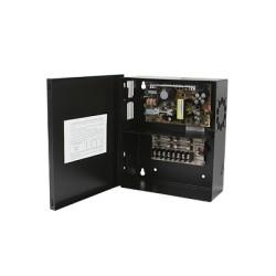 Fuente de Poder para CCTV de 4 Salidas a 12 Vcd. 5.2 Amp.