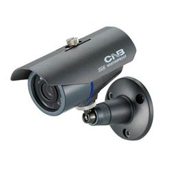 CNB WFL20S- CAMARA BULLET PARA EXTERIOR VISION NOCTURNA LUZ IR 50 METROS & DSP ALTO DESEMPEÑO DE 600 TVL LENTE FIJO 6MM