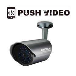 AVTECH AVN807- CAMARA BULLET IP/720P/PUSH VIDEO/ VISION NOCTURNA DE 20 M/3.8 MM/ IP67/ONVIF/H264/EAGLE EYES