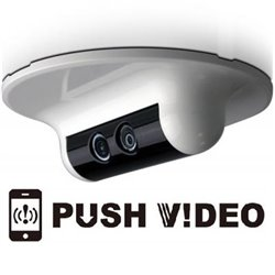 AVN805Z- CAMARA IP ALTA DEFINICION /PUSH VIDEO/720P/ MEGAPIXEL 1.3/ H.264/ EAGLE EYES/LENTE 3.8MM/D&N/LUZ IR 10