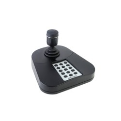 JOYSTICK USB para movimiento de cámaras PTZ compatible con software IVMS4200