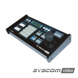 Controlador de Cámaras PTZ Térmicas e Infrarrojas de Alta Velocidad.