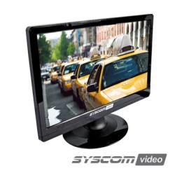 """Monitor LCD 19"""" Profesional para CCTV."""