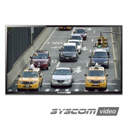 "Monitor HD Premium de LEDs 32"" para CCTV Profesional (Aspecto 16:9)"