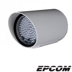 Iluminador Infrarrojo 50 m. Intemperie para Cámaras Día/Noche y en B/N.