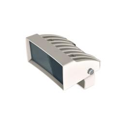 Iluminador infrarrojo de bajo consumo 40m con visión de 60° para intemperie