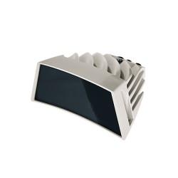 Iluminador infrarrojo de alta potencia 130m con visión de 30° para intemperie
