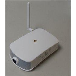 CTC1816- CAMARA IP COMPATIBLE CON ALARMA GSM/ MJPEG/ CMOS/ LENTE 3.6MM/ 30FPS/ 5VDC