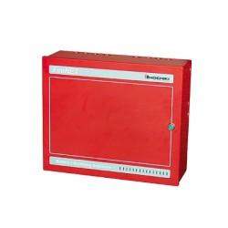 Gabinete para Baterías, Color Rojo