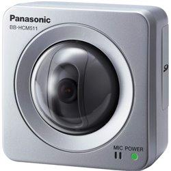PANASONIC BBHCM511A- CAMARA IP MPEG4/CCD SCAN PROGRESIVO/ SALIDA DE VIDEO ANALOGA/ VGA / POE/ RANURA SDHC