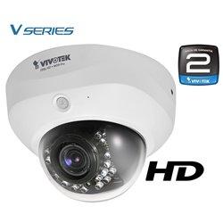 VIVOTEK FD8135H - CAMARA IP DOMO INTERIOR HD 1 MEGAPIXEL / WDR PRO/ SENSOR PIR/ POE/ IR 20 MTS/24 MESES GTIA