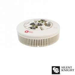 """Base de 6"""" con modulo de relevador para detectores análogos Silen Knight"""