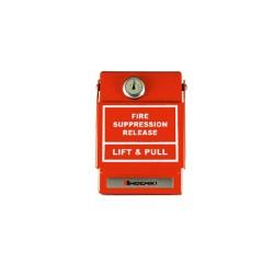 Estación Manual para Sistema de Extinción de Incendio