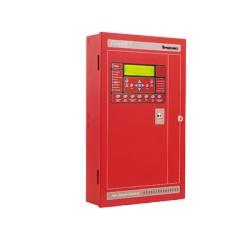 Panel de Detección de Incendio, Análogo Direccionable, 127 puntos, Expandible, Gabinete Rojo