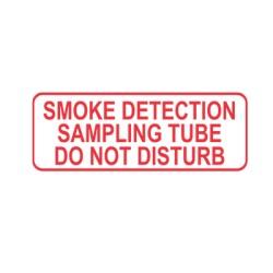 Etiqueta de Identificación para Tubería de Aspiración, Paquete con 125 Piezas