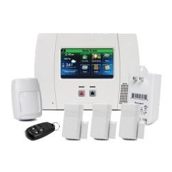 Panel de Alarma Inalambrico con Pantalla Touch L5200