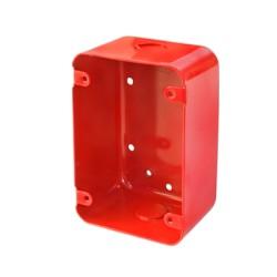 Caja de montaje para estaciones de jalón análogas y convencionales