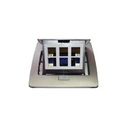 Mini caja de piso de datos