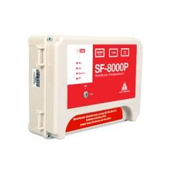 Energizador Robusto para cerca eléctrica de 1.2 JOULES de energía con función Anti plantas